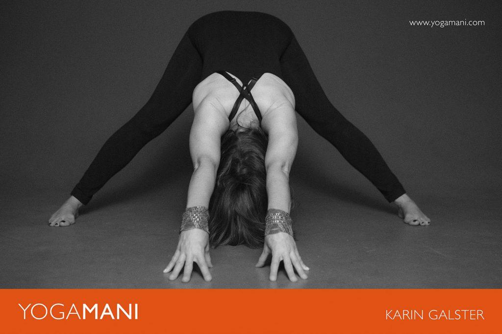 Karin Galster - Yogamani